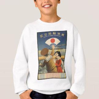 Vintage Travel Japan Sweatshirt