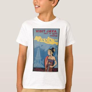 Vintage Travel Java Indonesia T-Shirt