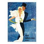 Vintage Travel, Love Romance Romantic Monte Carlo Announcements