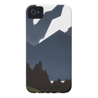 Vintage Travel Montana America USA Case-Mate iPhone 4 Case