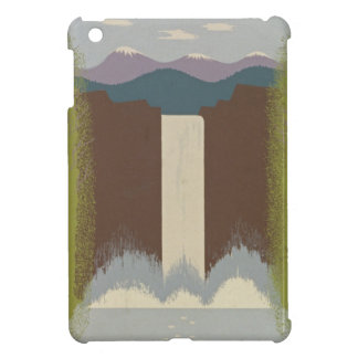 Vintage Travel National Parks Case For The iPad Mini