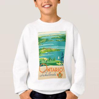 Vintage Travel Ontario Canada Sweatshirt