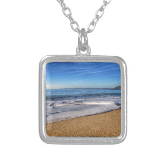 Vintage Travel Pennsylvania Silver Plated Necklace