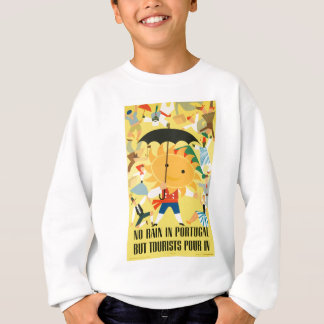 Vintage Travel Portugal Sweatshirt