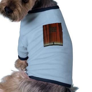 Vintage Travel Poster Ad Retro Prints Dog Shirt