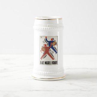 Vintage Travel Poster Ad Retro Prints Mug