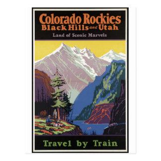 Vintage Travel Poster Ad Retro Prints Postcards