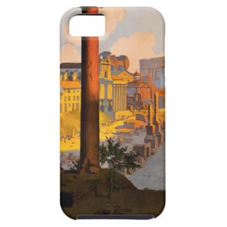 Vintage Travel Rome Italy 1920 iPhone 5 Cover