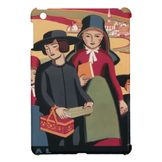 Vintage Travel Rural Pennsylvania iPad Mini Covers