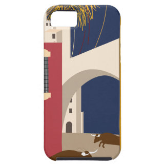 Vintage Travel Spain iPhone 5 Cases