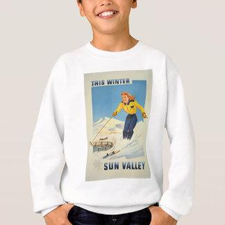 Vintage Travel Sun Valley Idaho Sweatshirt