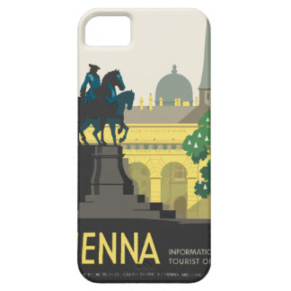 Vintage Travel Vienna iPhone 5 Covers
