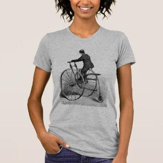 Vintage Tri-cycle Victorian Three Wheel Bicycle T Shirt