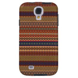 Vintage tribal aztec pattern