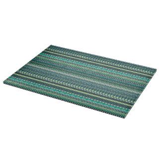 Vintage tribal aztec pattern boards