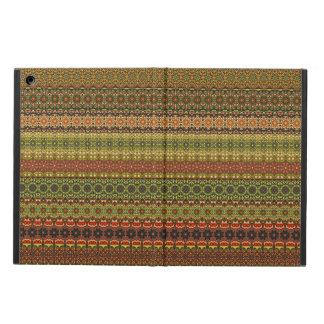 Vintage tribal aztec pattern case for iPad air