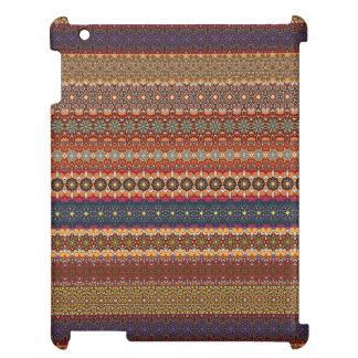 Vintage tribal aztec pattern case for the iPad 2 3 4