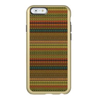 Vintage tribal aztec pattern incipio feather® shine iPhone 6 case