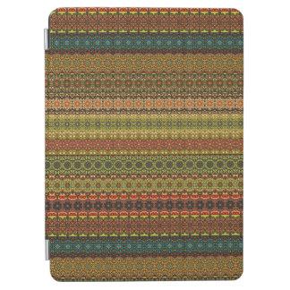 Vintage tribal aztec pattern iPad air cover
