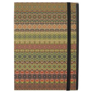 "Vintage tribal aztec pattern iPad pro 12.9"" case"