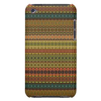 Vintage tribal aztec pattern iPod touch covers