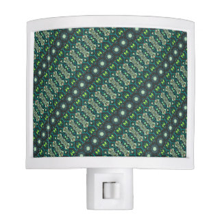 Vintage tribal aztec pattern nite light