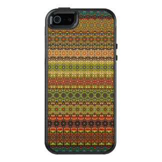 Vintage tribal aztec pattern OtterBox iPhone 5/5s/SE case