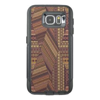 Vintage tribal aztec pattern OtterBox samsung galaxy s6 case