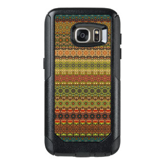 Vintage tribal aztec pattern OtterBox samsung galaxy s7 case