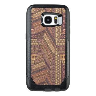 Vintage tribal aztec pattern OtterBox samsung galaxy s7 edge case