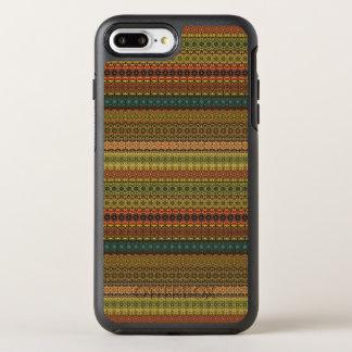 Vintage tribal aztec pattern OtterBox symmetry iPhone 8 plus/7 plus case