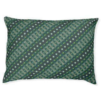 Vintage tribal aztec pattern pet bed