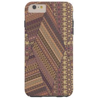 Vintage tribal aztec pattern tough iPhone 6 plus case