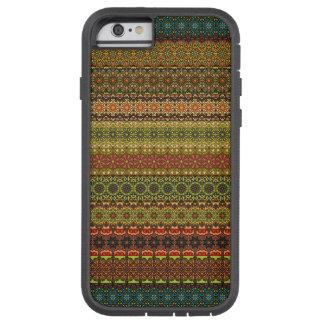 Vintage tribal aztec pattern tough xtreme iPhone 6 case