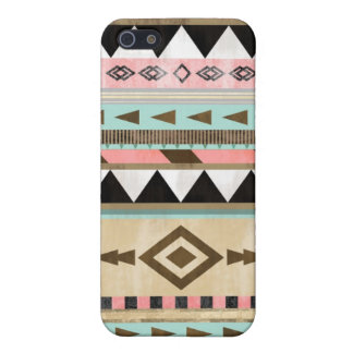 Vintage Tribal Pattern iPhone 5/5S Case