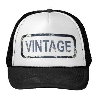 Vintage Trucker's Hat