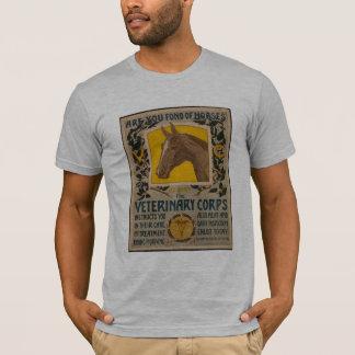 Vintage tshirts  -  Army Vet Corps