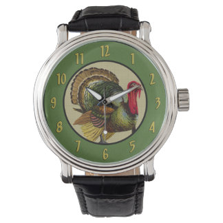 Vintage Turkey Watch