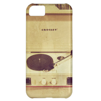 Vintage Turntable Phone Case