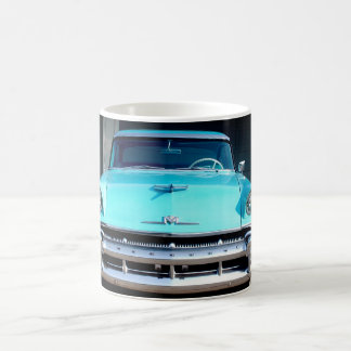 Vintage Turquoise Mercury Mug