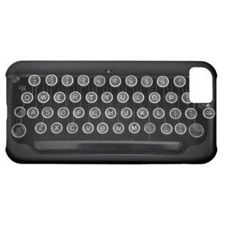 Vintage Typewriter iPhone 5C Covers
