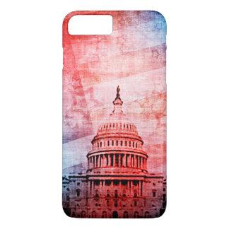 Vintage U.S. Capitol Building iPhone 7 Plus Case