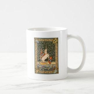 Vintage Unicorn Tapestry Mug