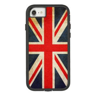 Vintage Union Jack British Flag Case-Mate Tough Extreme iPhone 8/7 Case