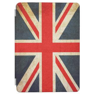 Vintage Union Jack British Flag iPad Air Cover