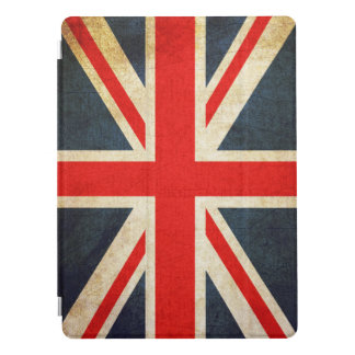 Vintage Union Jack British Flag iPad Pro Cover