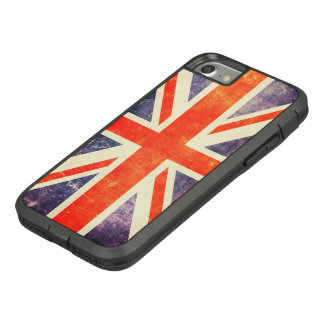 Vintage Union Jack flag Case-Mate Tough Extreme iPhone 8/7 Case