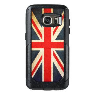 7abdd9166b Vintage Union Jack Flag Samsung Galaxy S7 Case