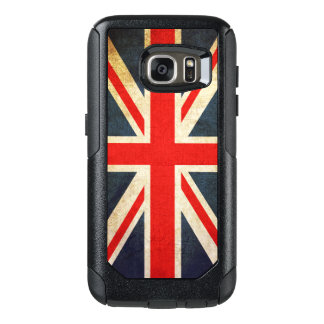 Vintage Union Jack Flag Samsung Galaxy S7 Case