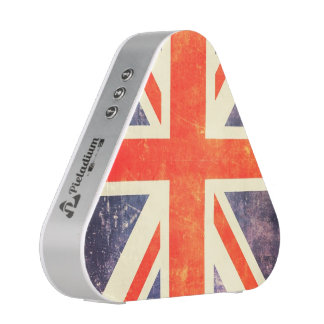 Vintage Union Jack flag Speaker
